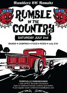 Rumble in the Country